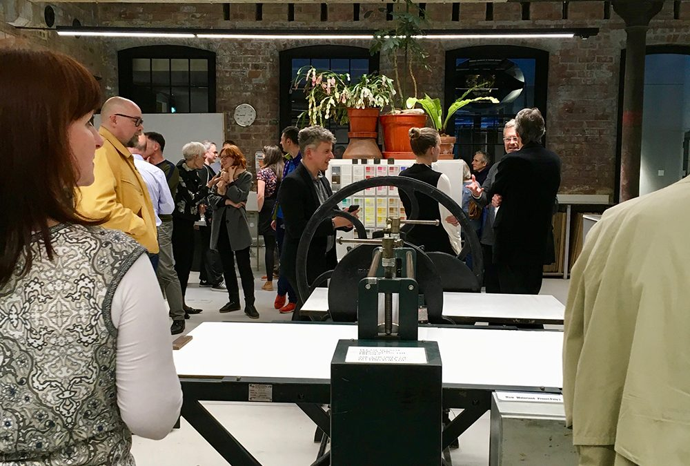 Edinburgh Printmakers Opens Today