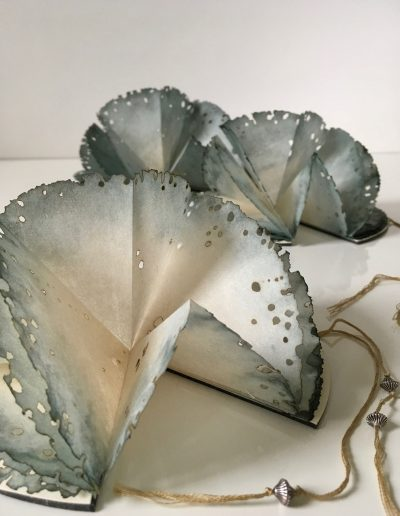 Christine Sloman_ Dreaming of the Sea_ artist's books