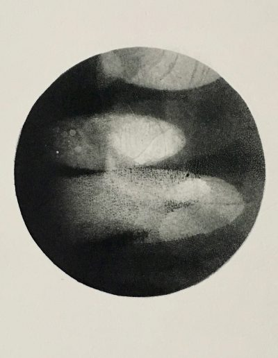 Christine Sloman_ Shadowlands I _monotype